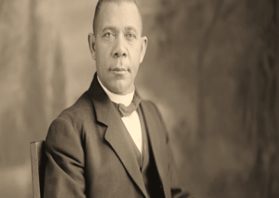 booker t washington sepia