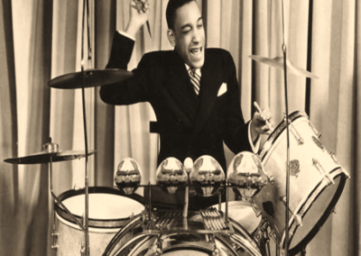 chick webb sepia
