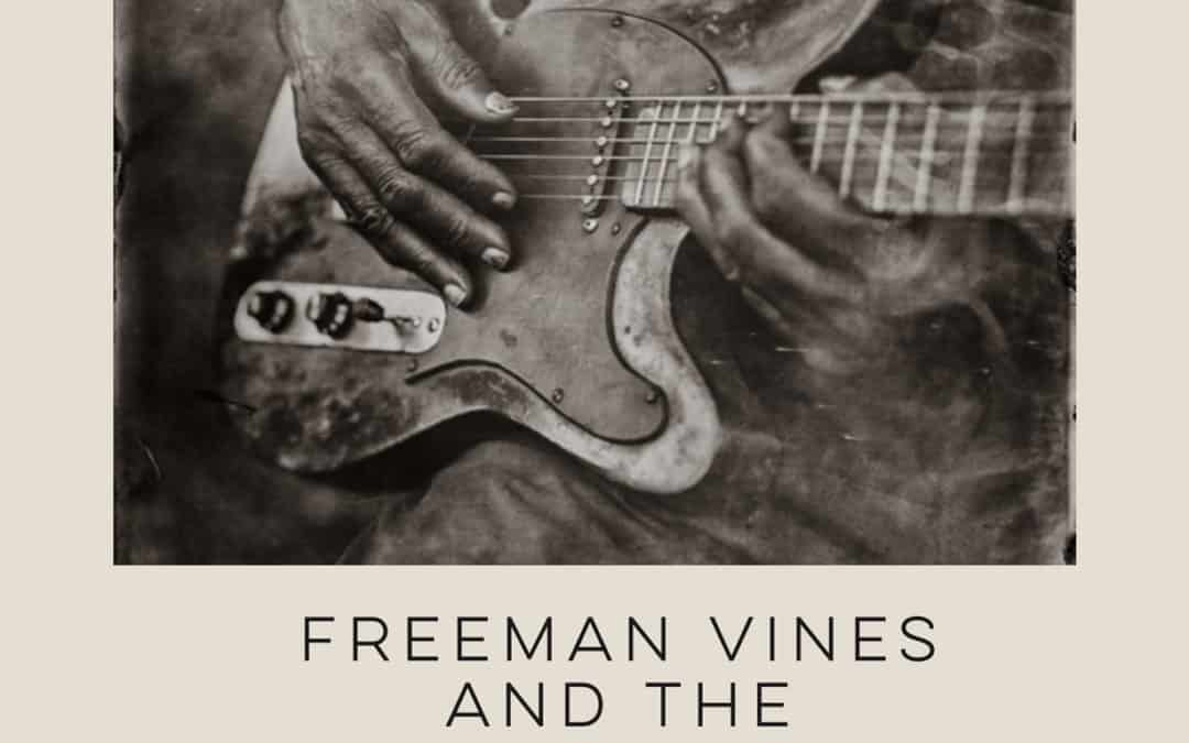 Freeman Vines and the Hanging Tree Guitars